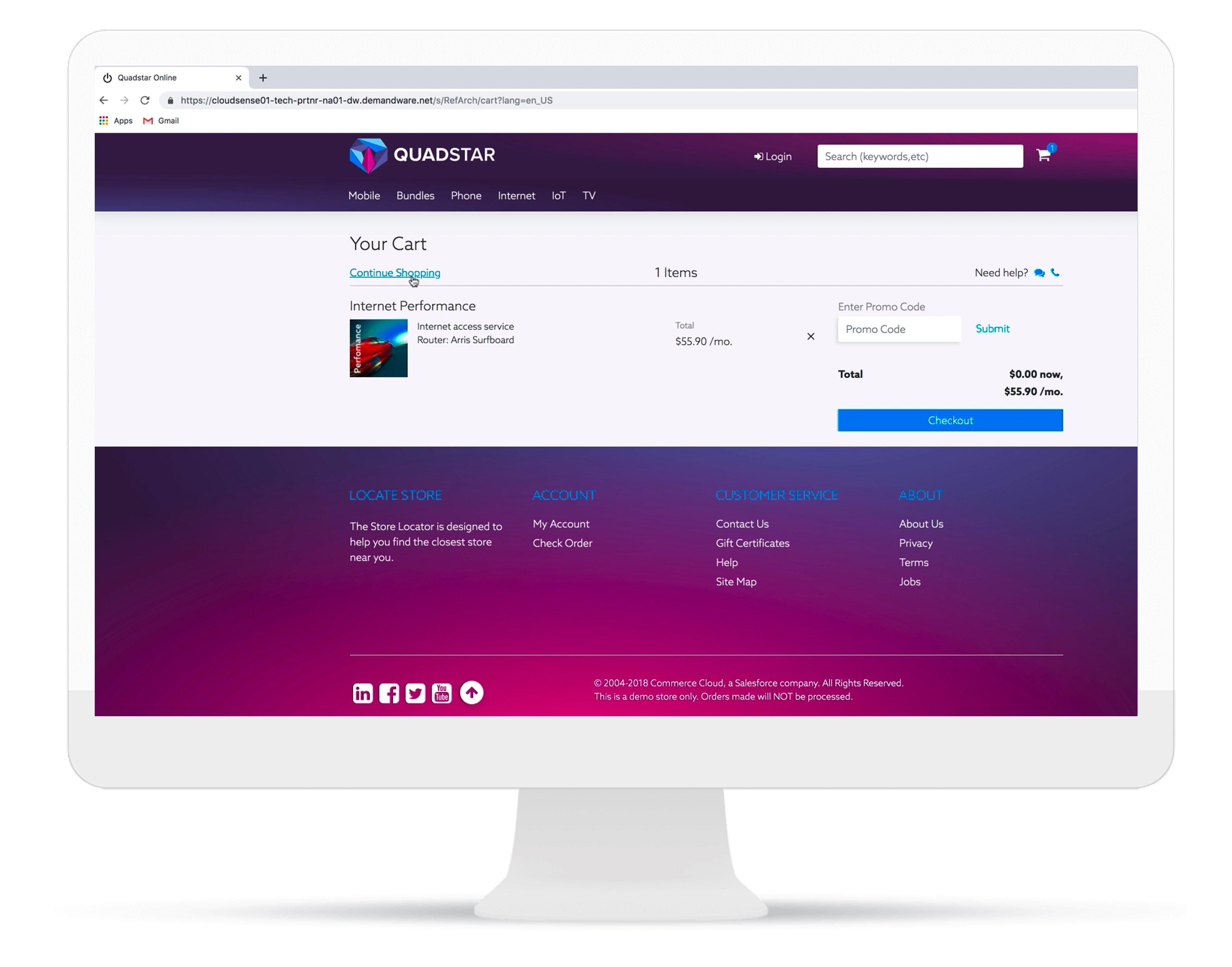 Commerce Cloud Launch