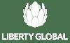 Liberty Global white logo